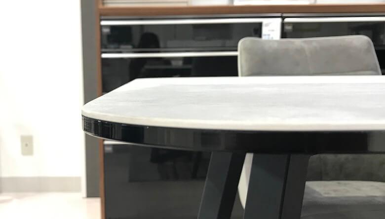 セラミック天板テーブル フラム