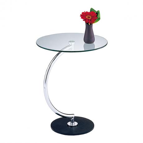 ブラス LLT-8514 クリア サイドテーブル