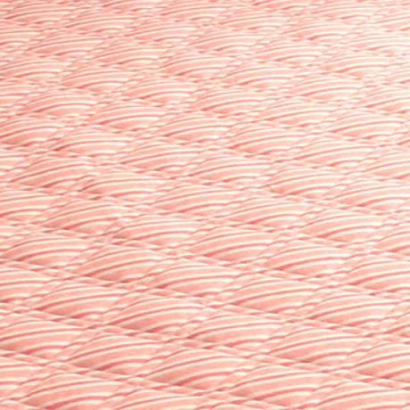 ダマスクレイカンマクラパット ピンク