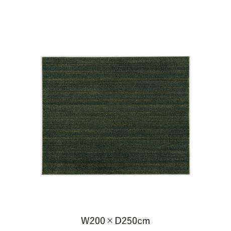 リュストル 200X250 Fグリーン
