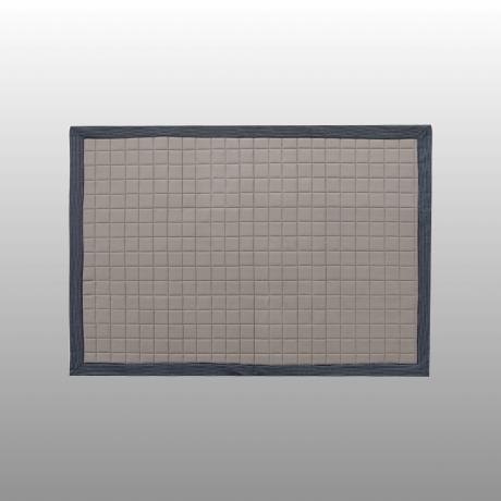 ジーン テイハンパツラグ 130X185 GY