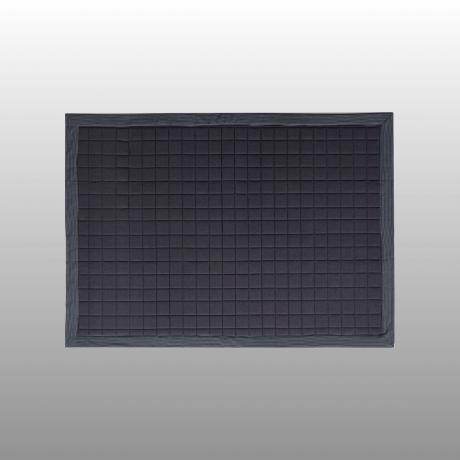 ジーン テイハンパツラグ 185X185 NV