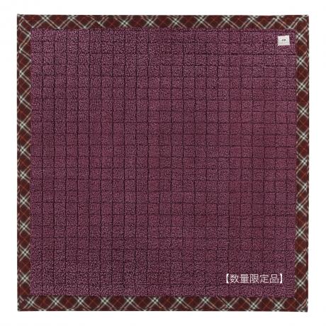 シープキルト 185x185レッド