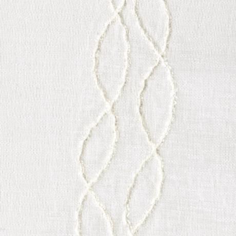 G-1046 レースH 2.0 S 200*160 標準縫製2.0倍ヒダ オーダーカーテン