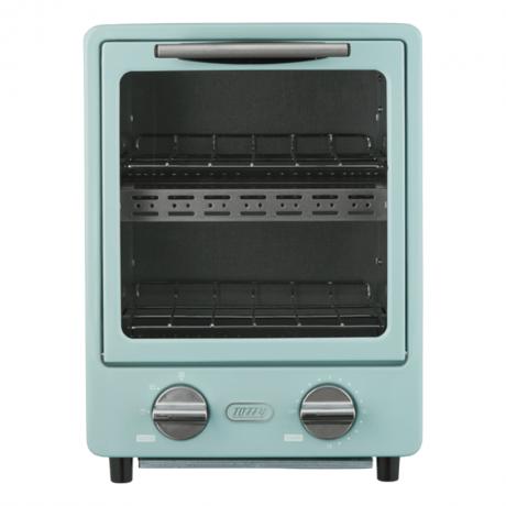 TOFFY オーブントースターアクア K-TS1-PA
