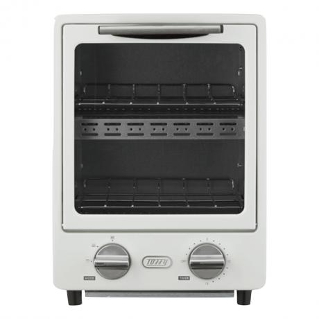 TOFFY オーブントースターホワイト K-TS1-AW