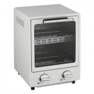 TOFFY オーブントースターホワイト K-TS1-AW1