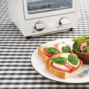 TOFFY オーブントースターホワイト K-TS1-AW2