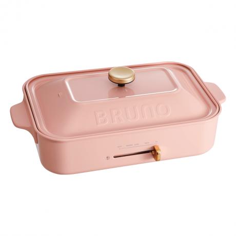 イデアインターナショナル BRUNO コンパクトホットプレート BOE021-PPK