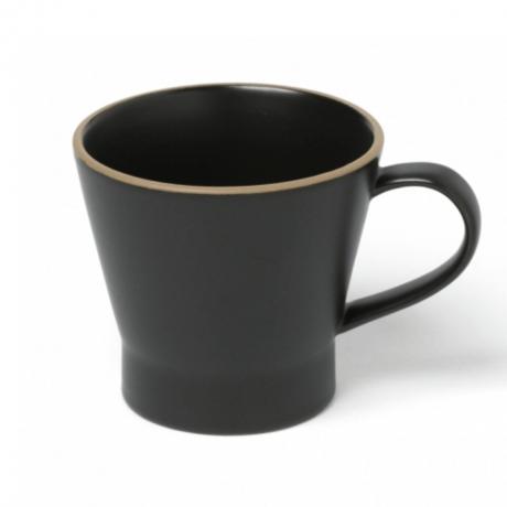 玉樹 エッジライン マグカップ ブラック