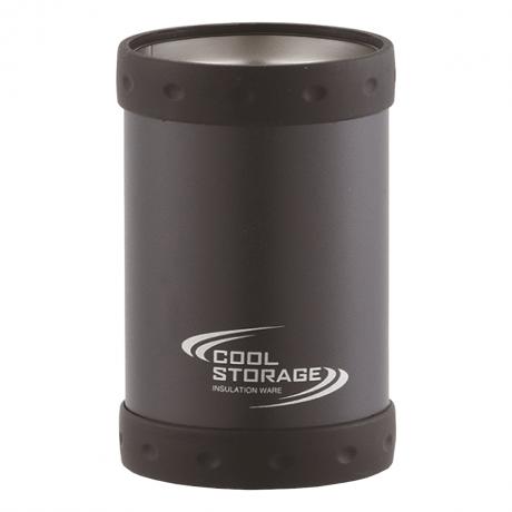 パール金属㈱ クールストレージ保冷缶ホルダー350(ブラック)