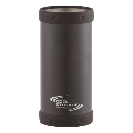 パール金属㈱ クールストレージ保冷缶ホルダー500(ブラック)