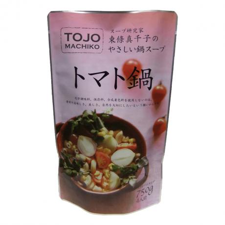 三浦製麺 東條真千子のやさしい鍋スープ 塩鍋600G