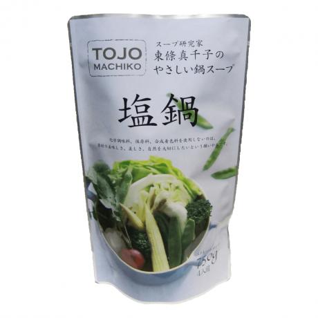 三浦製麺 東條真千子のやさしい鍋スープ トマト鍋600G