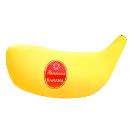 ビーズクッション グラマスバナナSサイズ
