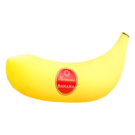 ビーズクッション グラマスバナナMサイズ