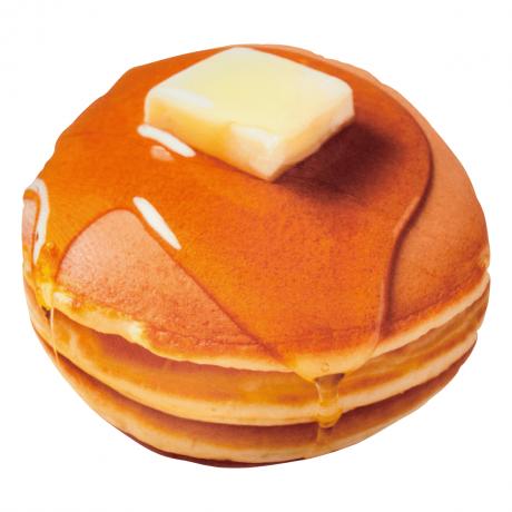 ビーズフロアクッション パンケーキ