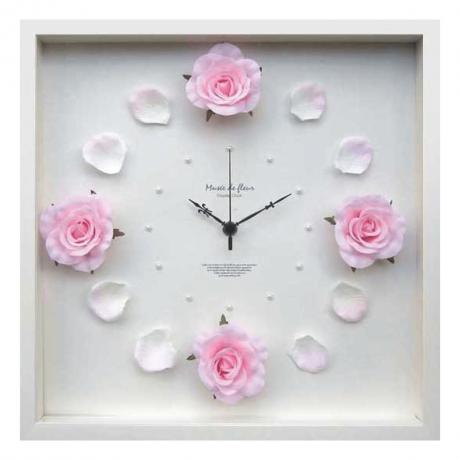 ROSE CLOCK CRC-50127