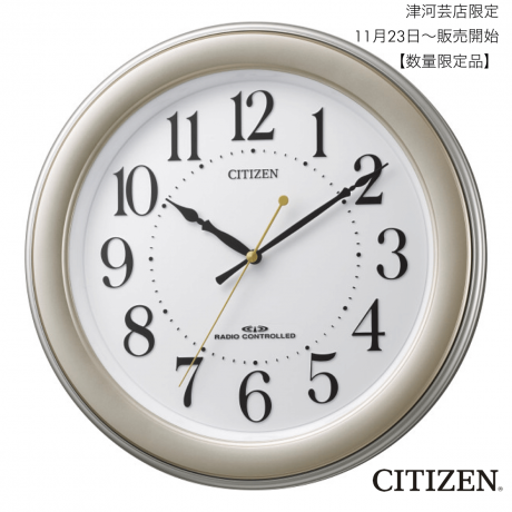 8MY516-018 シチズンデンパカケドケイ
