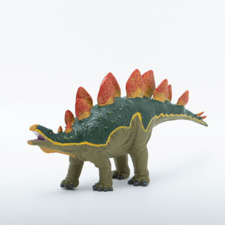 フェバリット ビニールモデル ステゴサウルス 70672
