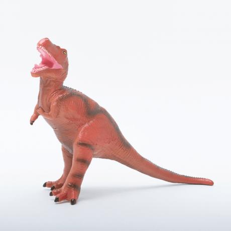 フェバリット ビニールモデル ティラノサウルス レッド 70673