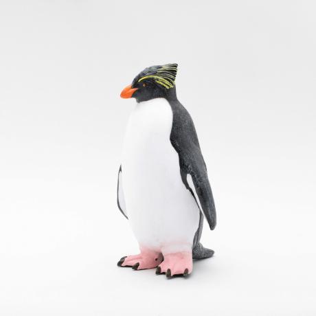 フェバリット ビニールモデル イワトビペンギン 72308