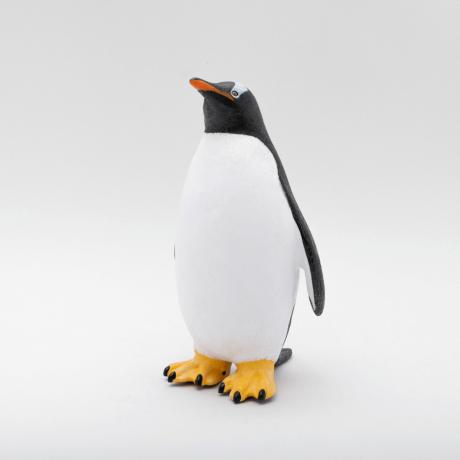 フェバリット ビニールモデル ジェンツーペンギン 72309
