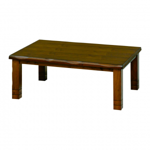 ミズキ120 コタツテーブル BR0
