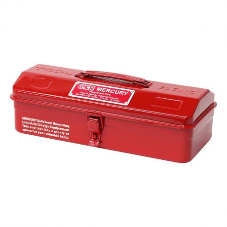 マーキュリー MJツールボックス RED MEMJTBRD