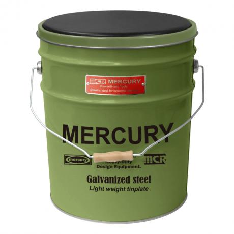 マーキュリー オイル缶スツール GREEN MEOISTGR