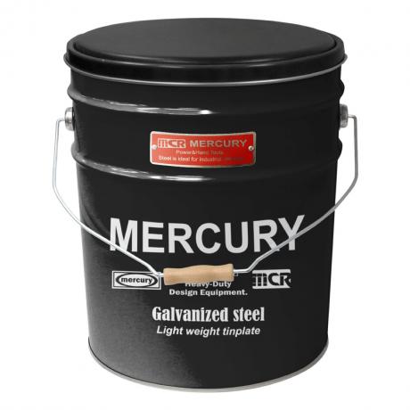 マーキュリー オイル缶スツール BLACK MEOISTBK