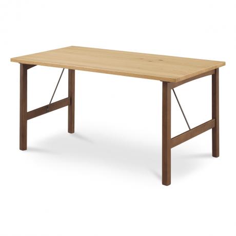 アリオス 1350NA HSLBR ダイニングテーブル