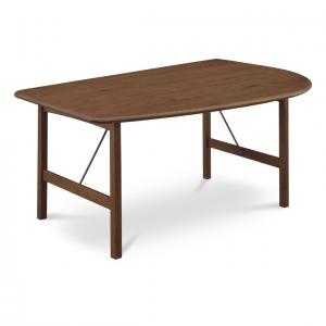 オーリス 1400LBR HSLBR ダイニングテーブル0