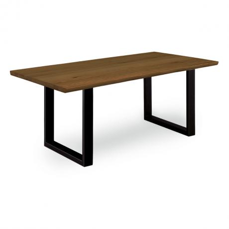 ガバ 1800BR トスBK ダイニングテーブル