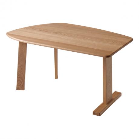 REIタモ150R/WAタモ3LEG ダイニングテーブル