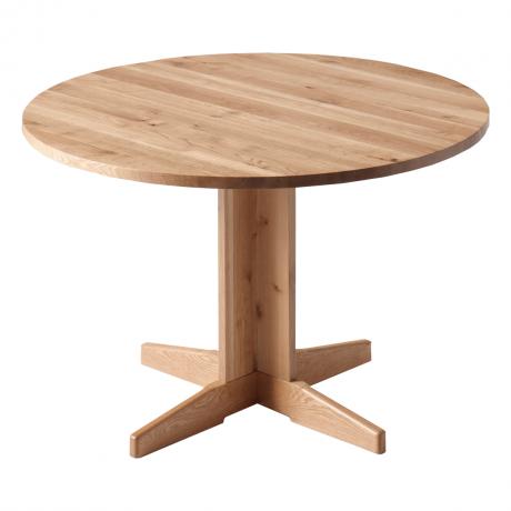REIミズナラ110/WAミズナラ1LEG ダイニングテーブル