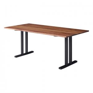 REIWナット180/WAコモスチールTアシ ダイニングテーブル1