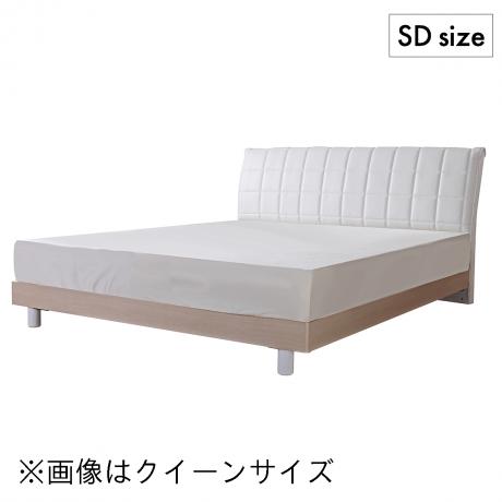 メリー WH LGスノコ SDフレーム[マットレス別売り]